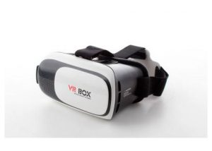 Best CT VR BOX VR Virtual Reality 3D Glasses For 3.5 – 6.0 inch Smartphone – Putih