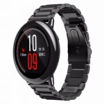 Amazfit PACE Stainless Steel Strap Xiaomi Huami-Black