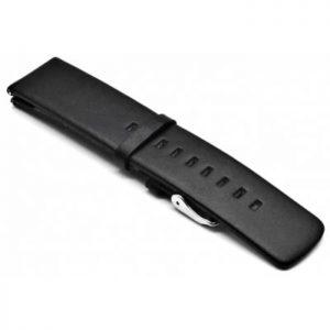 Amazfit Leather Strap Xiaomi Huami-Black
