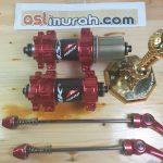 hub freehub 24 hole 6 bearing discbrake merk pasak HB09 jangkrik rapat