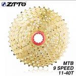 cassette sprocket 9 speed 11T 40T ZTTO